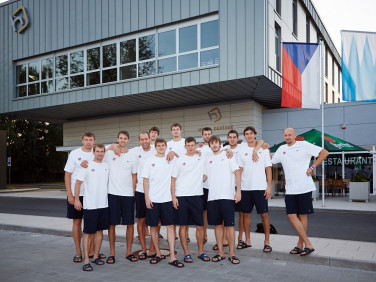 Basketbal muži 2013