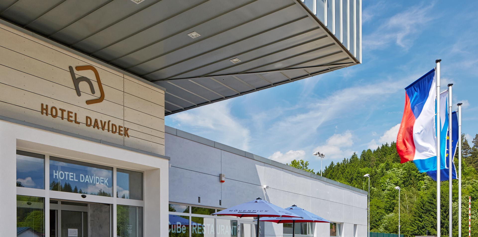 HOTEL DAVÍDEK TRUTNOV|Relax at the gate of the Giant Mountains|Modern business, sport and wellness hotel
